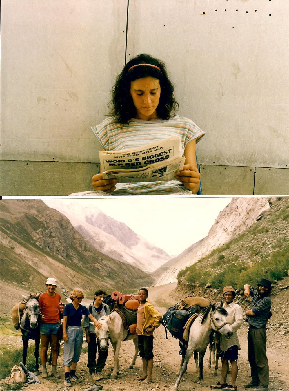 Ladakh, 1982