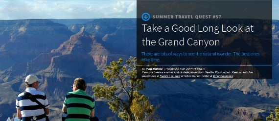 Grand Canyon: Mapquest