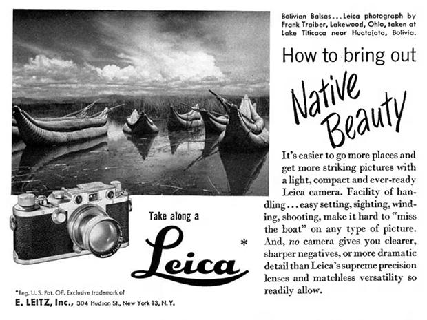 Leica Ad