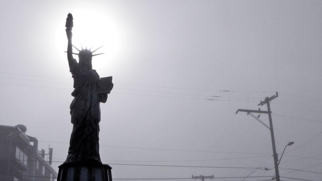 liberty-in-fog